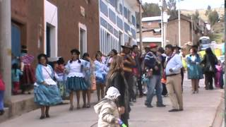Moho Puno Peru Carnavales moho Tarka 2014