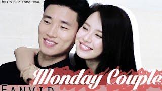 getlinkyoutube.com-[FMV] Monday Couple | Kang Gary Song JiHyo | Banmal Song 2014-2015