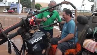 getlinkyoutube.com-Triciclo muito diferente chega em Confresa MT