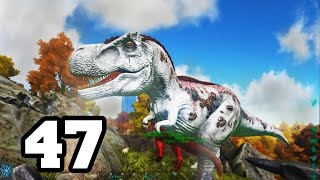 getlinkyoutube.com-T REX ALPHA | ARK: Survival Evolved #47 Con Mods