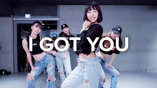 getlinkyoutube.com-I Got You - Bebe Rexha / May J Lee Choreography