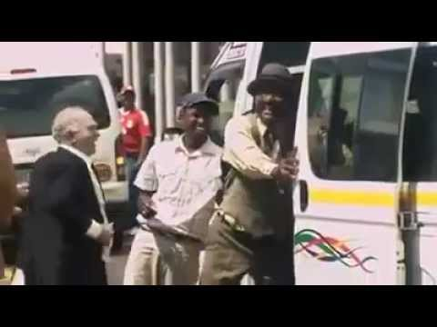Just for Laugh (Africa) the Dead man prank.[AFRICAX5]