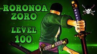 getlinkyoutube.com-One Piece Pirate Warriors 3 Zoro Gameplay Level 100