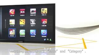 TVpad2 TVpad M233) Installation (demonstration) video