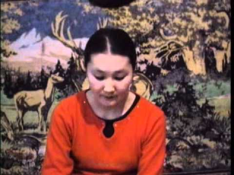 Marta does Russian-Tuvan translation, pt. 2 - TUBD35