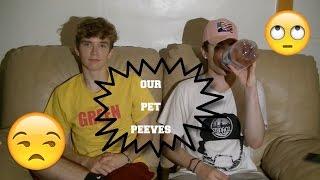 getlinkyoutube.com-Our Pet Peeves W/ Derek Couture