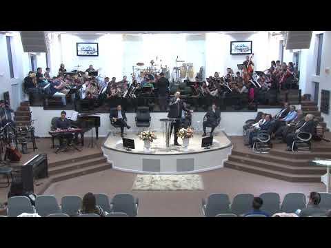 Orquestra Sinfônica Celebração - Ele é Exaltado - 11 02 2018