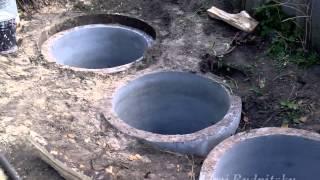 Септик своими руками (автономную канализацию)