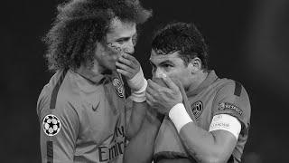 getlinkyoutube.com-David Luiz and Thiago Silva - Best DEFENSIVE duo in the world! 2015