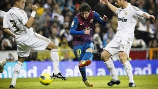 Lionel Messi ● Passing Skills vs Real Madrid ||HD||