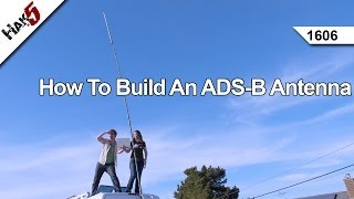 getlinkyoutube.com-How To Build An ADS-B Antenna, Hak5 1606