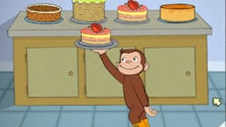 getlinkyoutube.com-Curious George - Busy Bakery GamePlay-Full Episodes Educational Cartoon-HD
