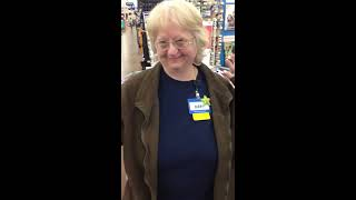 getlinkyoutube.com-Senior Walmart Worker Racial Profiling On 6 Customers!? (Manager Puts Her In Place) (Official Video)