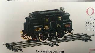 getlinkyoutube.com-Classic Lionel Trains - Electric Locos 1917-1927