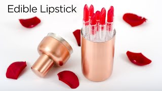 getlinkyoutube.com-How to Make Edible Lipstick