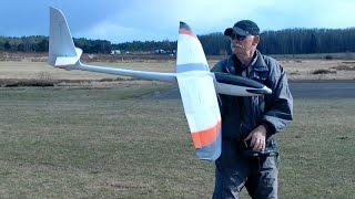getlinkyoutube.com-Giant 3,70m RC Glider Volcano from Valenta Modellbau Demo Flight *1080p50fpsHD*
