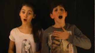 getlinkyoutube.com-Pink - Just Give Me A Reason ft. Nate Ruess - Cover by Jasmine Thompson and Daniel S B