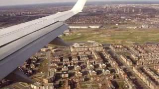 getlinkyoutube.com-Landing Montreal Trudeau Airport