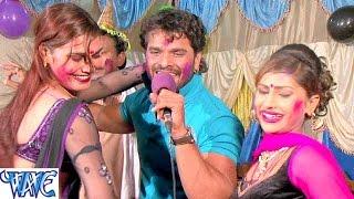 getlinkyoutube.com-बैगनवा ऐ जीजा होई ना फराई    Aai Na Lagali    Khesari Lal    Bhojpuri Hot Holi Song 2016 new