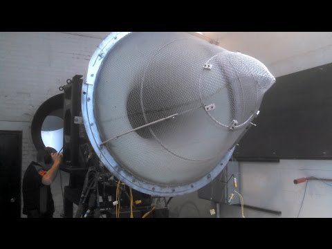 F109 Jet Engine Test Cell