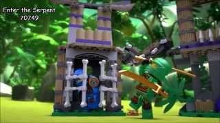 getlinkyoutube.com-LEGO Ninjago - Ninjago 2015 Sets Videos Wave 1 HD