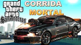 getlinkyoutube.com-GTA San Andreas - MOD CORRIDA MORTAL (EXPLODINDO OPONENTES)