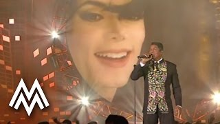getlinkyoutube.com-Michael Jackson | Wins the 'Lifetime Achievement Award' | 2009 | MOBO