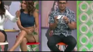 getlinkyoutube.com-Tania rincon piernas abiertas