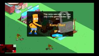 getlinkyoutube.com-The Simpsons Tapped Out Boatload of 2400 Donuts Premium Content Purchasing #1