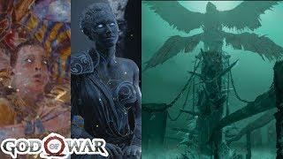 God of War (2018): Los 5 momentos MÁS EPICOS explicados | SQS