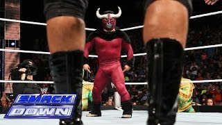 getlinkyoutube.com-El Torito vs. Jinder Mahal: SmackDown, May 30, 2014