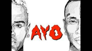 getlinkyoutube.com-Chris Brown - Ayo Instrumental