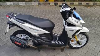 Vario 150 with R9 Misano Exhaust
