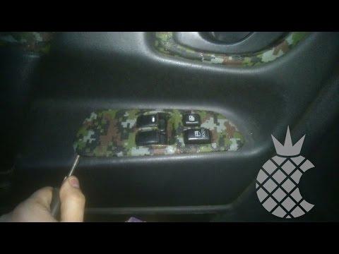 Ускорение стеклоподъемников Mitsubishi Eclipse 3