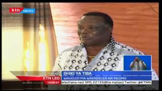 getlinkyoutube.com-KTN Leo: Katibu mkuu wa vyama vya wafanyikazi Francis Atwoli akosoa serikali ya Jubilee kuhusu mgomo