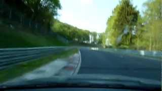 BMW M3 CSL Nurburgring Nordschleife
