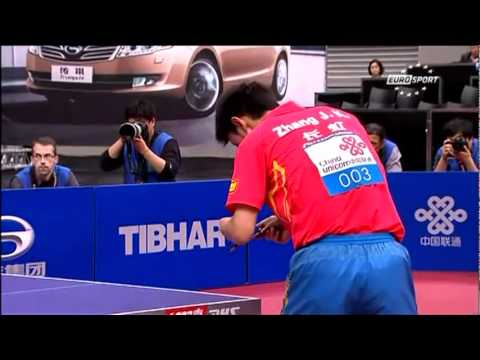 TT- WC Final 2011:  WANG HAO - ZHANG JIKE  [2/4]