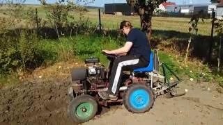 Traktor sam podkarpacie