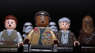 getlinkyoutube.com-The Force Awakens - LEGO Star Wars - Mash-Up Trailer