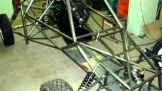 getlinkyoutube.com-Homemade Kawasaki buggy.