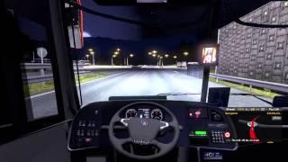 getlinkyoutube.com-Euro Truck Simulator 2 Thailand Mod Bus G7 1800 DD 8x2 v.1.14.2 -1.15.x [Bus Pasajeros]