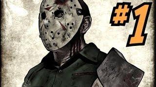 "getlinkyoutube.com-Custom Zombies ""CRYSTAL LAKE"" - FRIDAY THE 13TH! Part 1 (CoD WaW Custom Zombies)"