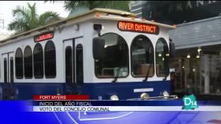 Voto del Concejo Comunal en Fort Myers en inicio del Año Fiscal