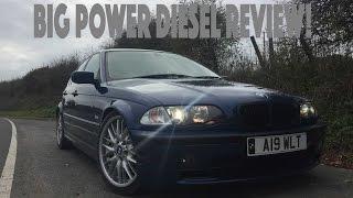 getlinkyoutube.com-260 BHP/430 FT.LB, DIESEL, 330, E46 Review!!! | B Roading A Powerful Diesel