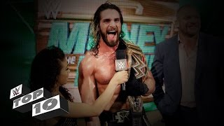 getlinkyoutube.com-Top 10 Moves of Seth Rollins 2015