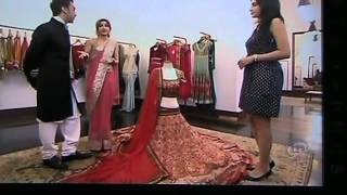 getlinkyoutube.com-TLC What not to Wear India 2012 Bridal episode Part-2