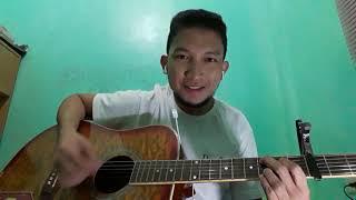 Pagmamahal - JRoa ft. BOSX1NE (Guitar Tutorial) Cover