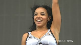 getlinkyoutube.com-Tinashe - Live at New Look Wireless Festival 2015 [Part 1]