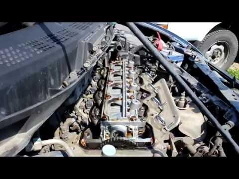 Регулировка клапанов HONDA CIVIC, хонда цивик R18