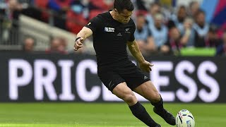 Dan Carter's winning penalty v South Africa